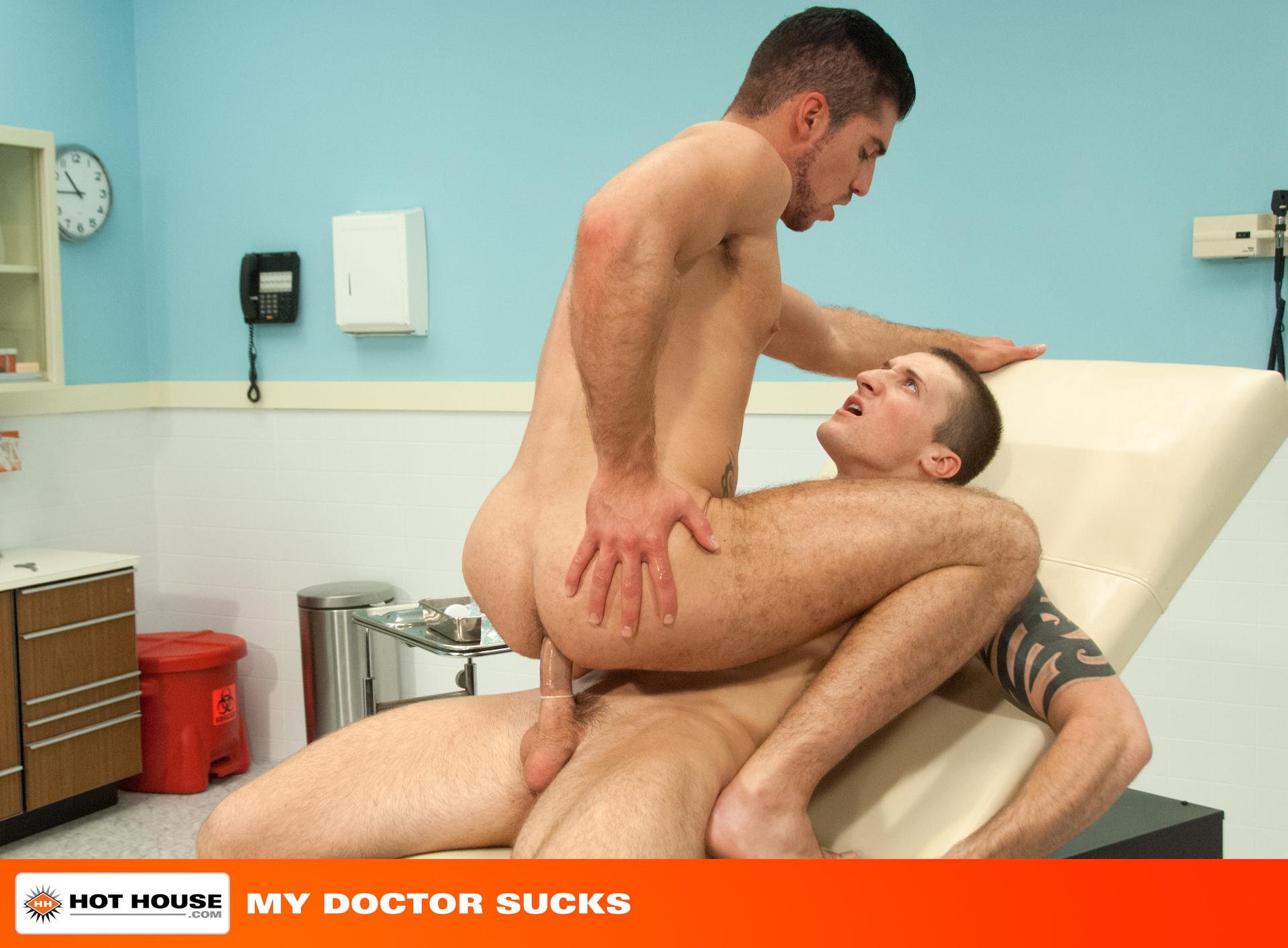 Гей Порно Доктор