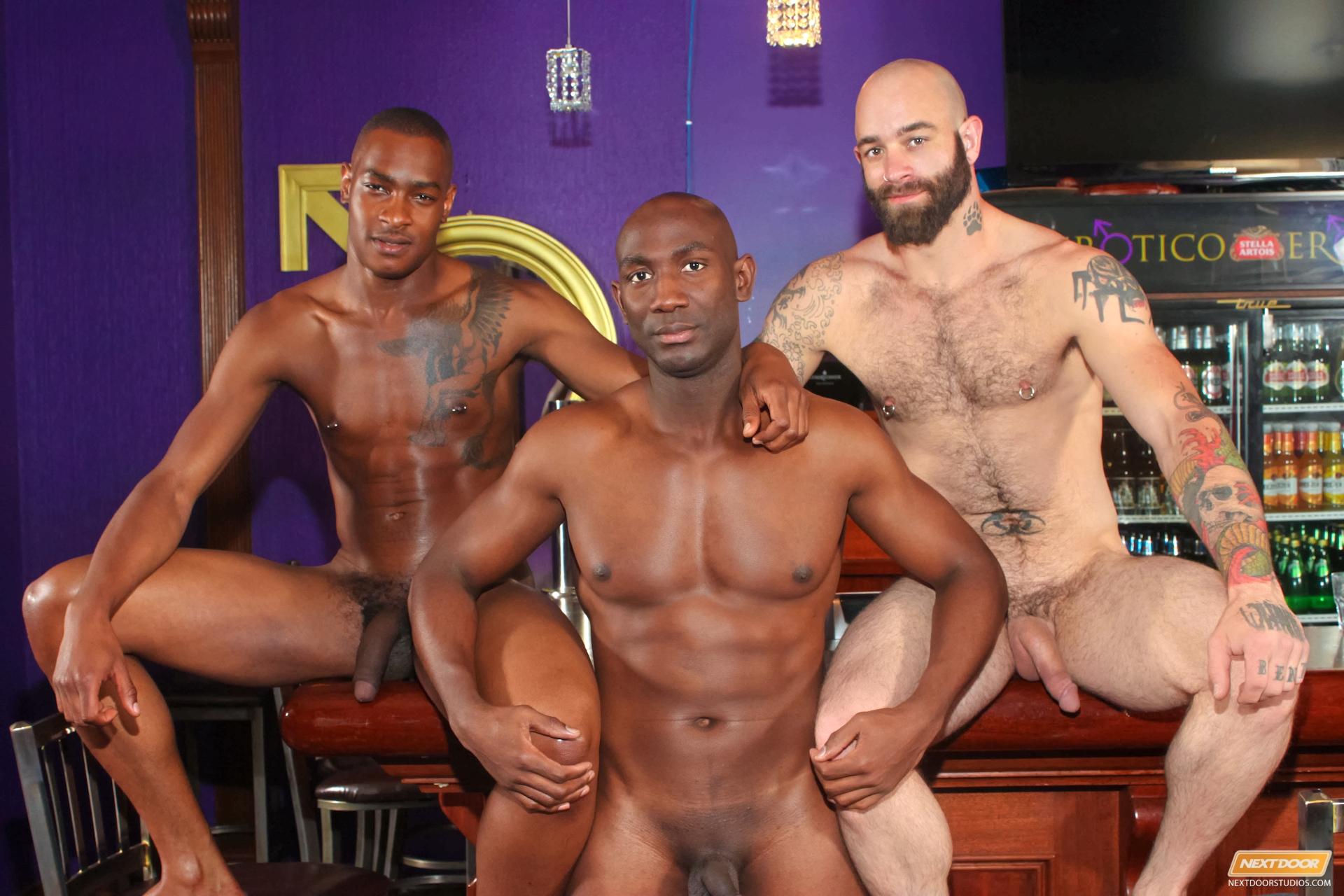 Толпа негров гея 16 фотография
